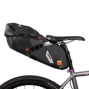 WOHO Ultralight Saddle Bag - 12L - Waterproof - Cycle Touring Life