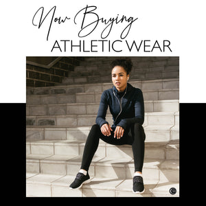 We're buying athleticwear!