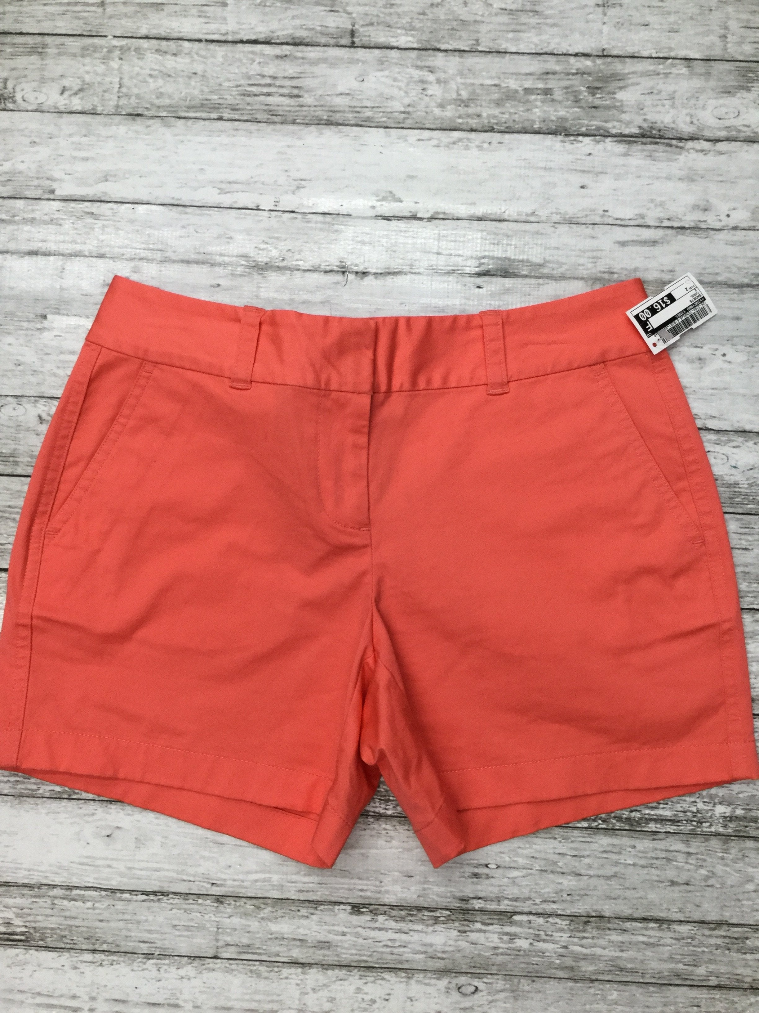 Primary Photo - brand: vineyard vines , style: shorts , color: coral , size: 2 , sku: 126-3290-75383