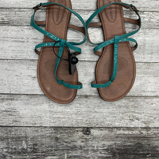 Primary Photo - BRAND: CORSO COSMO STYLE: SANDALS COLOR: TEAL SIZE: 9 SKU: 126-3290-77738
