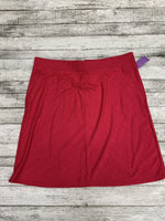 Primary Photo - brand: talbots , style: skirt , color: hot pink , size: xl , sku: 126-1881-51427, has pockets!