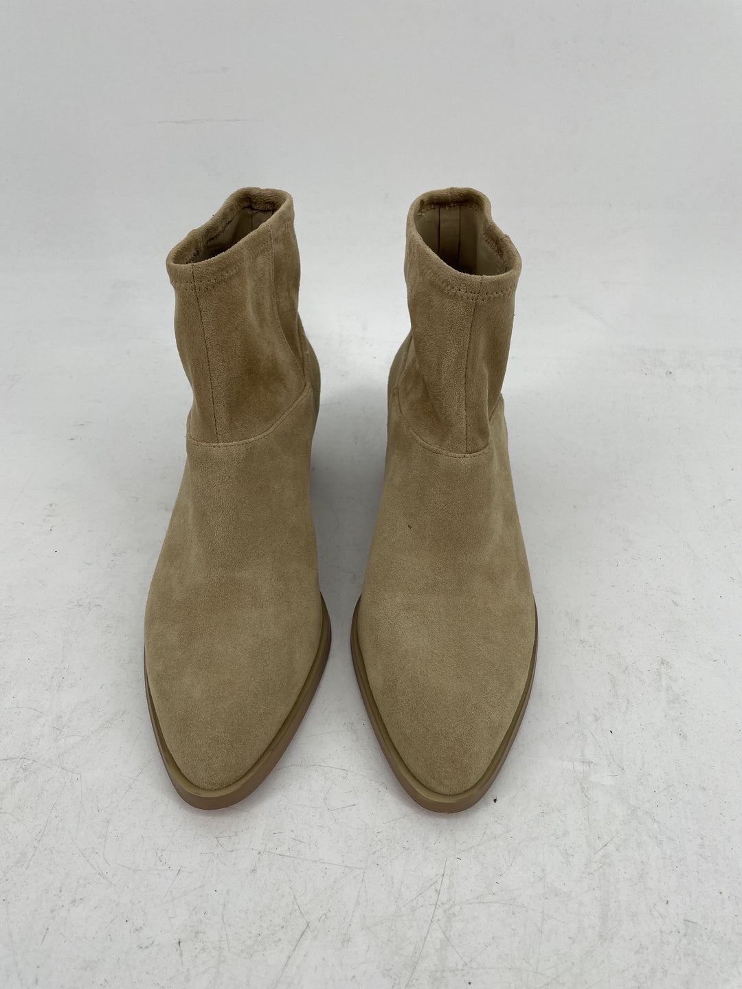 Primary Photo - brand:    cmd , style: boots ankle , color: tan , size: 8.5 , other info: sole/society - , sku: 128-3182-6595