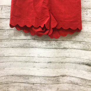 Primary Photo - BRAND: J CREW O STYLE: SHORTS COLOR: RED SIZE: 4 SKU: 129-4748-13473