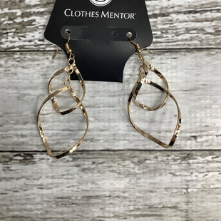 Primary Photo - BRAND:    CMD STYLE: EARRINGS COLOR: GOLD SKU: 105-5023-3579