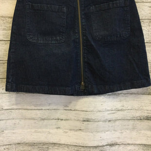 Primary Photo - BRAND: MADEWELL STYLE: SKIRT COLOR: DENIM SIZE: 26 SKU: 129-4690-7408