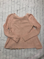 Primary Photo - brand: loft , style: sweater , color: pink , size: xs , sku: 126-4886-778