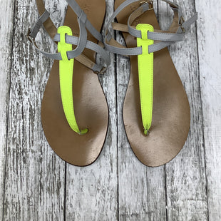 Primary Photo - BRAND: J CREW O STYLE: SANDALS COLOR: NEON SIZE: 9.5 SKU: 105-4178-26840