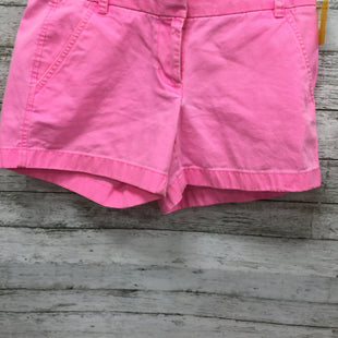 Primary Photo - BRAND: J CREW O STYLE: SHORTS COLOR: PINK SIZE: 0 SKU: 127-3371-45898