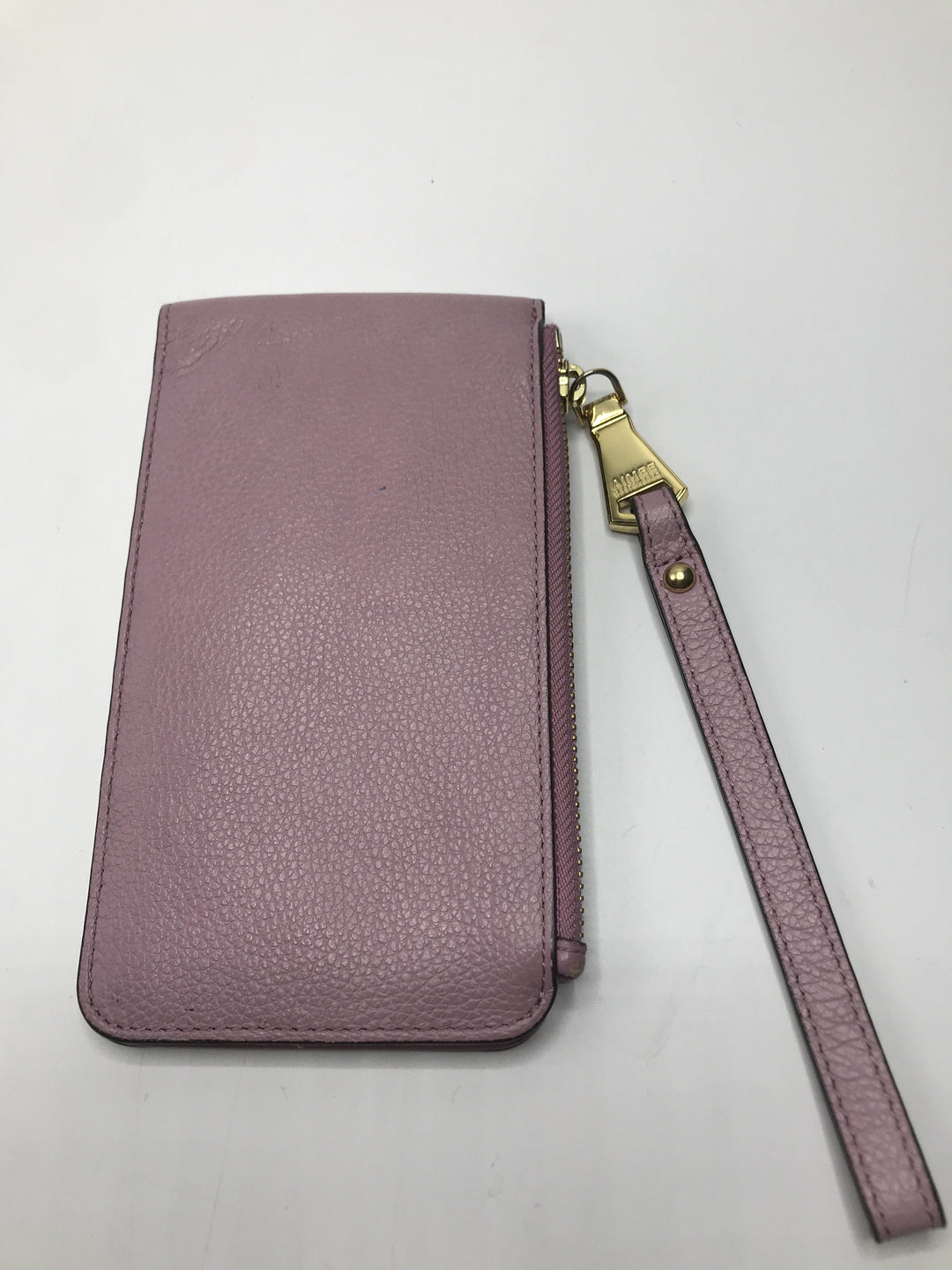 Photo #1 - brand: aimee kestenberg , style: wristlet , color: pink , sku: 126-2092-182383