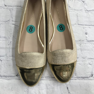 Primary Photo - BRAND:  CMB STYLE: SHOES FLATS COLOR: GOLD SIZE: 8 OTHER INFO: LOEFFLER RANDALL - SKU: 126-2092-183788