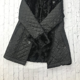 Primary Photo - BRAND: LAUNDRY STYLE: COAT SHORT COLOR: BLACK SIZE: S OTHER INFO: REVERSIBLE SKU: 126-5111-175