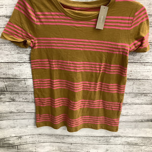 Primary Photo - BRAND: J CREW STYLE: TOP SHORT SLEEVE BASIC COLOR: MULTI SIZE: XS OTHER INFO: NEW! SKU: 105-4940-7790