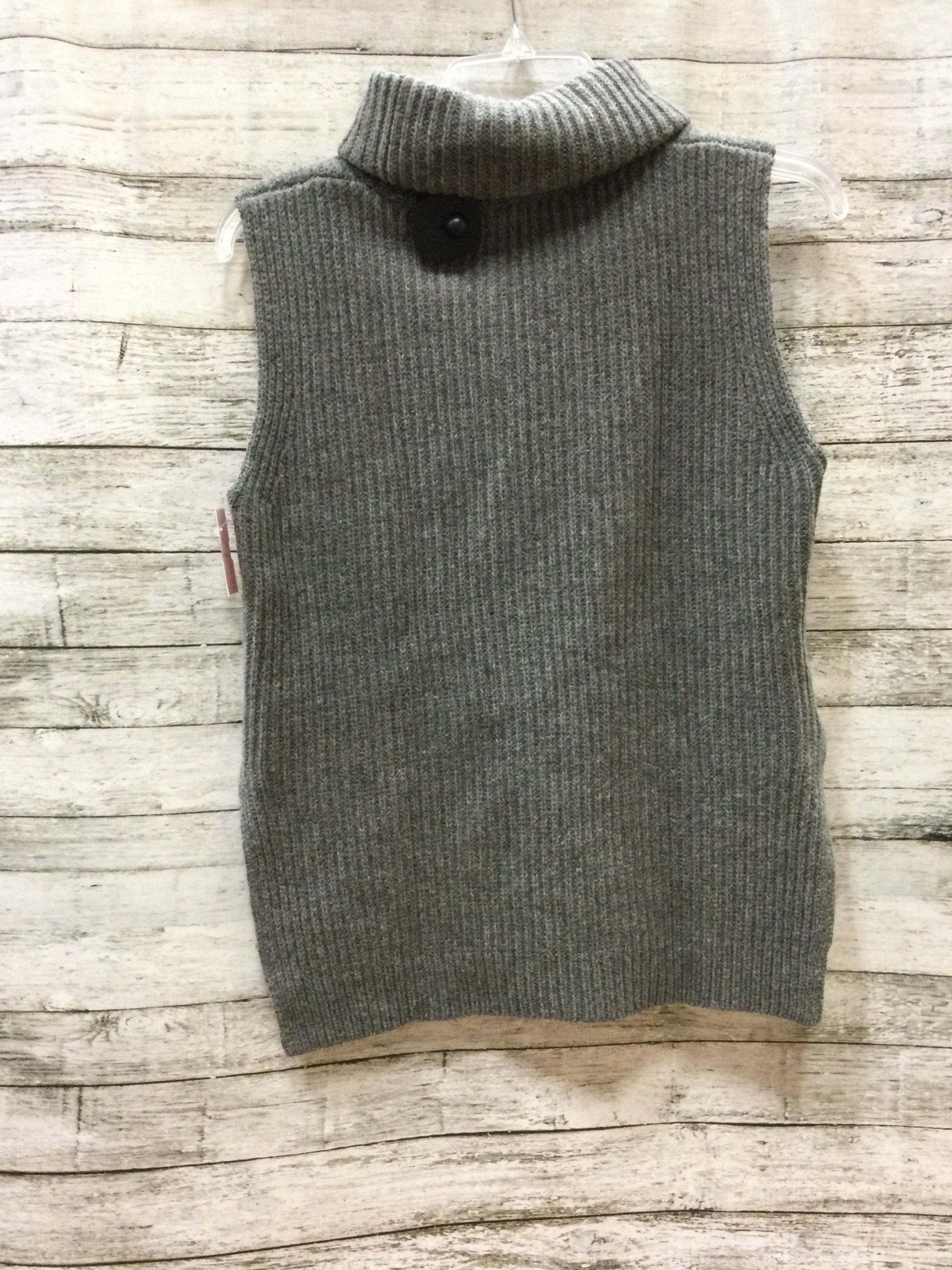 Photo #1 - brand: madewell , style: top sleeveless , color: grey , size: xs , sku: 129-4901-2749