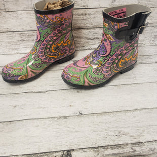 Primary Photo - BRAND:    CMD STYLE: BOOTS RAIN COLOR: PAISLEY SIZE: 7 OTHER INFO: NOMAD - AS IS SKU: 125-5153-3117