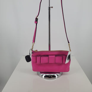 Primary Photo - BRAND: KATE SPADE STYLE: HANDBAG DESIGNER COLOR: PINK SIZE: MEDIUM SKU: 128-3212-46660