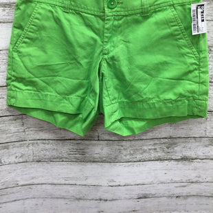 Primary Photo - BRAND: LILLY PULITZER STYLE: SHORTS COLOR: GREEN SIZE: 0 SKU: 127-3371-52486