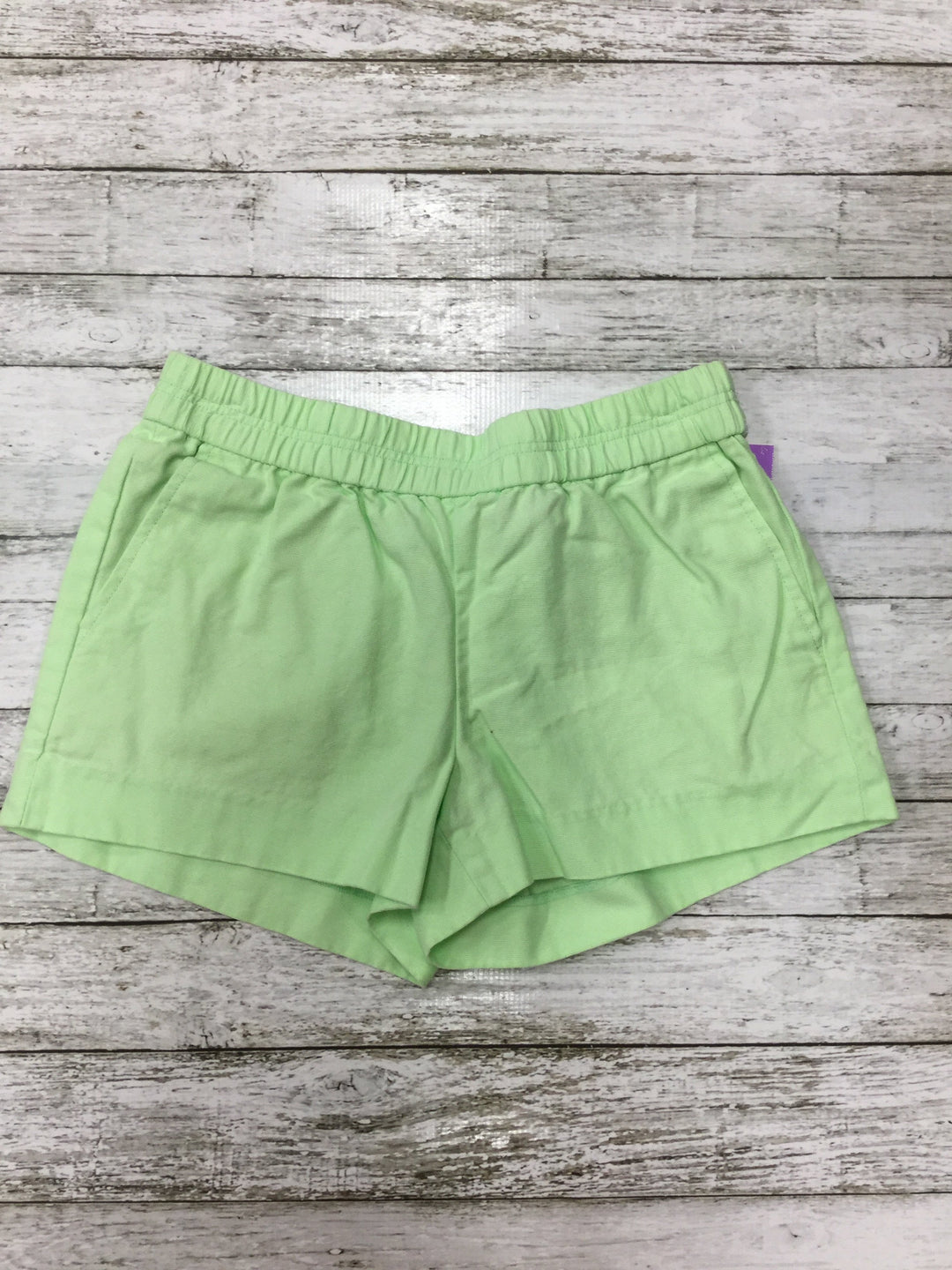 Primary Photo - brand: j crew o , style: shorts , color: lime green , size: 4 , sku: 127-2767-83735