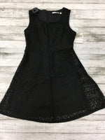 Primary Photo - brand: notations , style: dress short sleeveless , color: black , size: petite   small , other info: new! , sku: 127-2767-87717