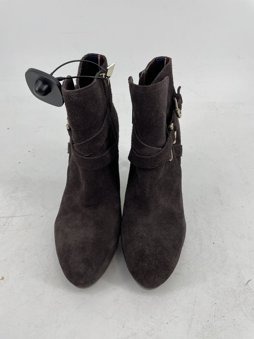 Primary Photo - brand: tommy hilfiger , style: boots ankle , color: brown , size: 9 , sku: 128-3212-39810