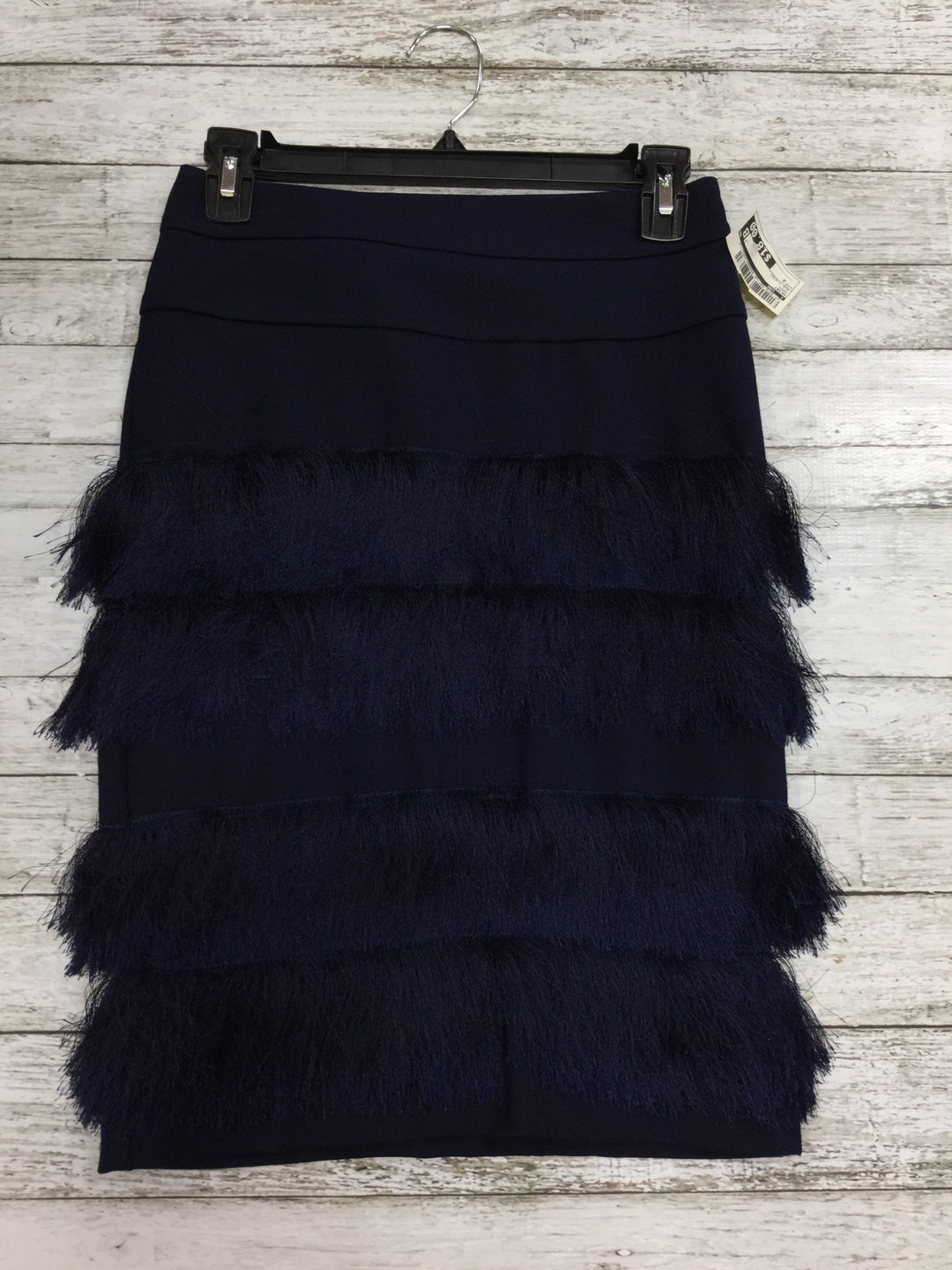 Primary Photo - brand:    cmd , style: skirt , color: navy , size: 2 , other info: eva franko - , sku: 127-4876-6071