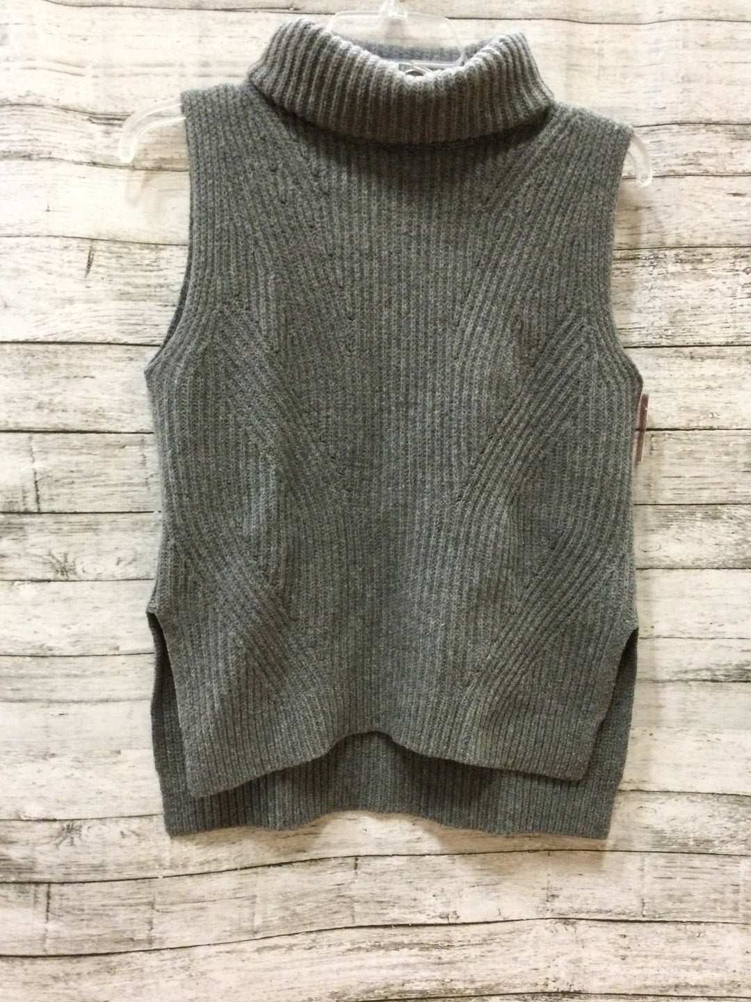 Primary Photo - brand: madewell , style: top sleeveless , color: grey , size: xs , sku: 129-4901-2749