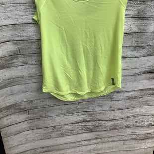 Primary Photo - BRAND: UNDER ARMOUR STYLE: ATHLETIC TOP COLOR: NEON SIZE: S SKU: 105-5184-1794