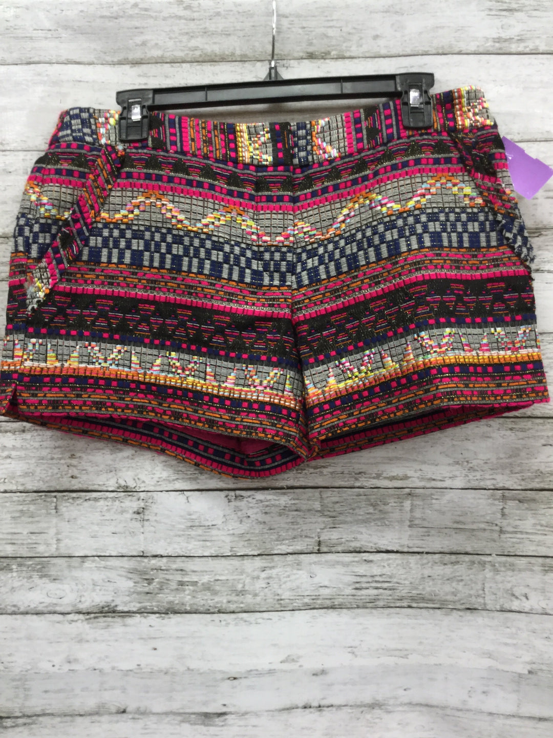 Primary Photo - brand: trina turk , style: shorts , color: multi , size: 6 , sku: 127-4876-8475, , these shorts are so fun and colorful! they are in great condition.