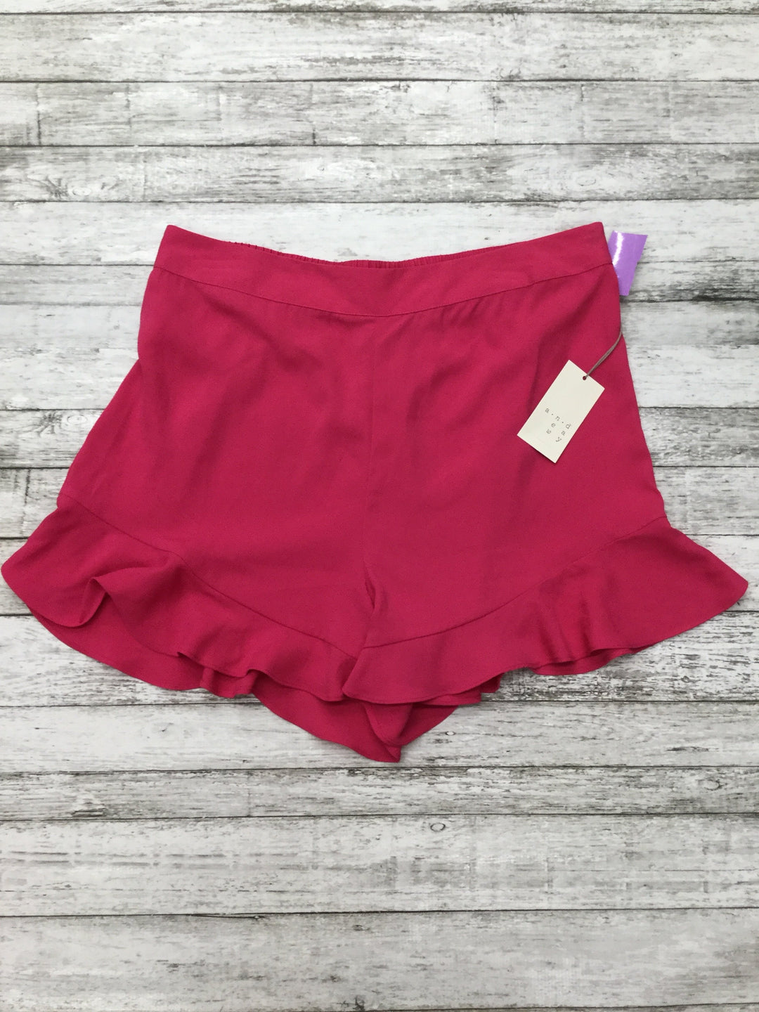 Primary Photo - brand: a new day , style: shorts , color: pink , size: l , sku: 126-3003-7633
