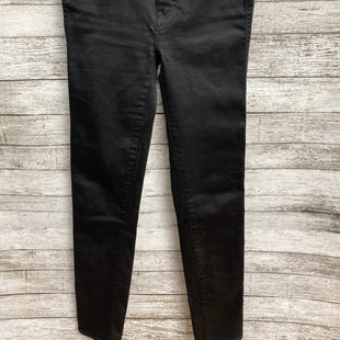 Primary Photo - BRAND: MADEWELL STYLE: PANTS COLOR: BLACK SIZE: 0 SKU: 105-4940-8678