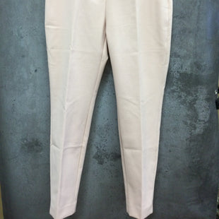 Primary Photo - BRAND: WHITE HOUSE BLACK MARKET STYLE: PANTS COLOR: DUSTY PINK SIZE: 6 OTHER INFO: NEW! SKU: 127-5168-999