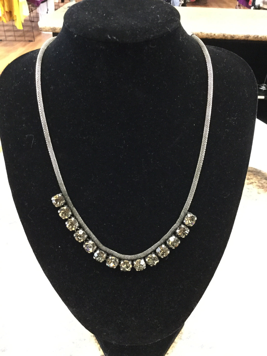Primary Photo - brand: j crew , style: necklace , color: diamond , sku: 129-2252-11060