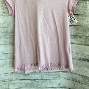 Primary Photo - BRAND: CYNTHIA ROWLEY STYLE: TOP SHORT SLEEVE BASIC COLOR: PURPLE SIZE: XS SKU: 129-5006-7487