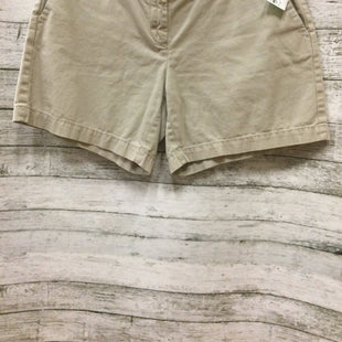 Primary Photo - BRAND: LOFT STYLE: SHORTS COLOR: TAN SIZE: 4 SKU: 129-5006-1546