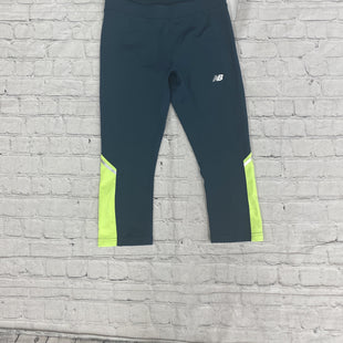 Primary Photo - BRAND: NEW BALANCE STYLE: ATHLETIC CAPRIS COLOR: BLUE SIZE: S SKU: 125-4628-16365