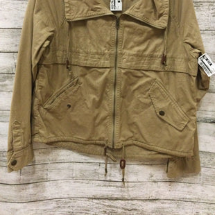 Primary Photo - BRAND: LOFT STYLE: JACKET OUTDOOR COLOR: TAN SIZE: M SKU: 129-4690-3443