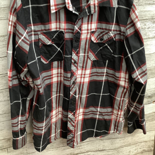Primary Photo - BRAND:    CMD STYLE: BLOUSE COLOR: PLAID SIZE: L OTHER INFO: EIGHTY EIGHT - SKU: 105-5184-1736