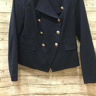 Primary Photo - BRAND: INC STYLE: JACKET OUTDOOR COLOR: NAVY SIZE: M SKU: 129-2252-11105
