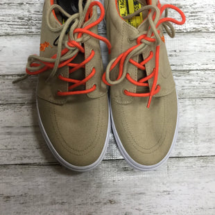 Primary Photo - BRAND: RALPH LAUREN STYLE: SHOES ATHLETIC COLOR: TAN SIZE: 7 SKU: 127-4942-716
