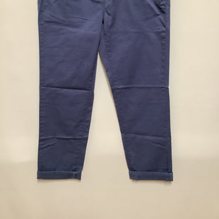 Primary Photo - BRAND: TOMMY HILFIGER STYLE: ANKLE PANT COLOR: SLATE BLUE SIZE: 6 OTHER INFO: NEW! SKU: 126-2092-185555