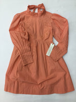 Primary Photo - brand:    cmd , style: dress short long sleeve , color: coral , size: xxs , other info: happy nature - by kate hudson, sku: 125-4893-3195, has a side zipper and pockets