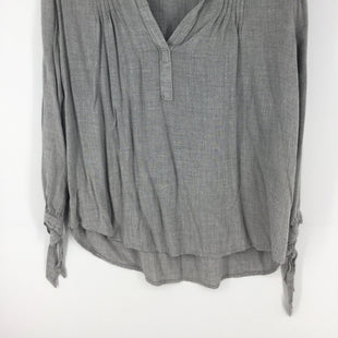 Primary Photo - BRAND: LUCKY BRAND STYLE: TOP LONG SLEEVE COLOR: GREY SIZE: L SKU: 128-4337-6058