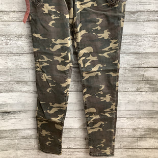 Primary Photo - BRAND: KUT STYLE: PANTS COLOR: CAMOFLAUGE SIZE: 2 OTHER INFO: NEW! - ORIGINALLY $98 SKU: 105-5184-3449