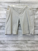 Primary Photo - brand: gap , style: maternity shorts , color: striped , size: 8 , sku: 125-4893-3419