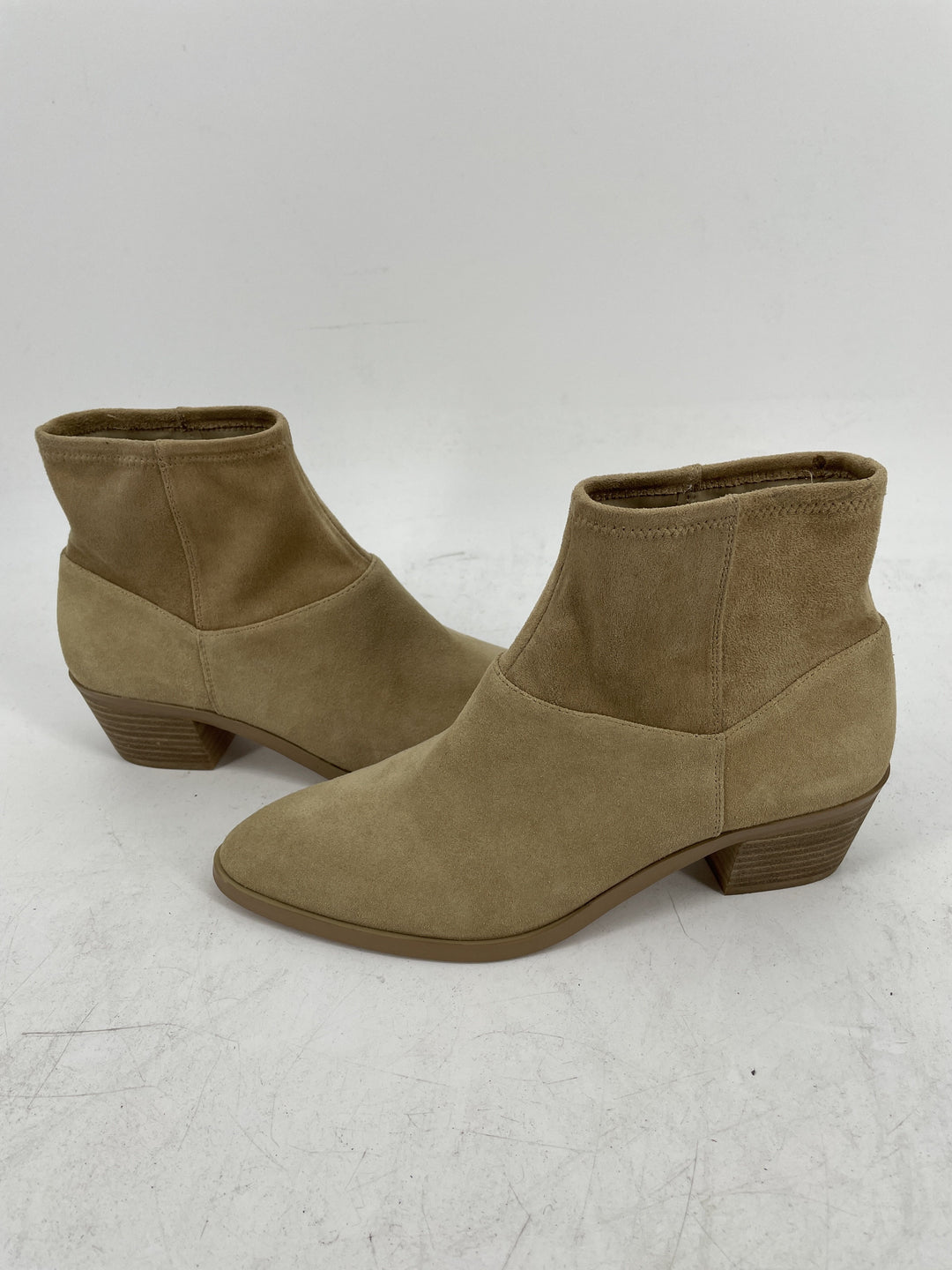 Photo #1 - brand:    cmd , style: boots ankle , color: tan , size: 8.5 , other info: sole/society - , sku: 128-3182-6595
