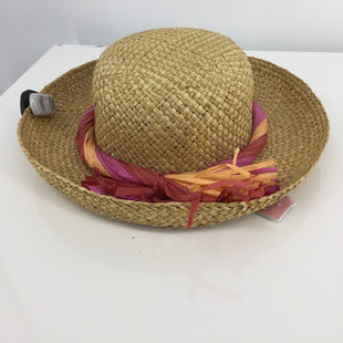 Primary Photo - BRAND:    CMD STYLE: HAT COLOR: STRAW SKU: 128-4287-51765