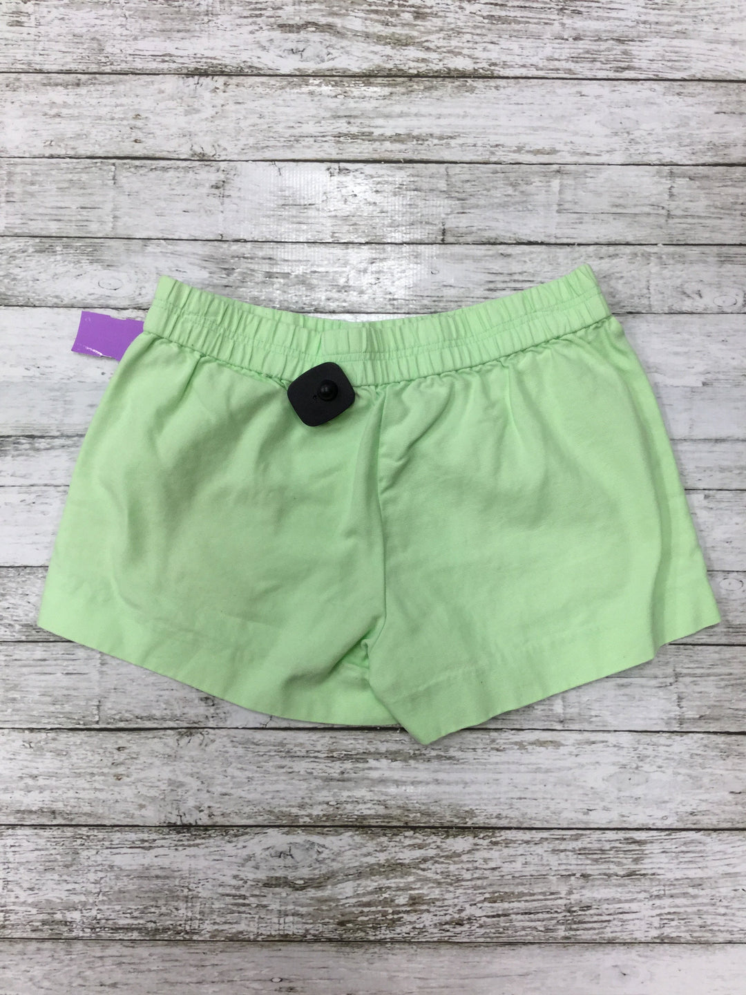 Photo #1 - brand: j crew o , style: shorts , color: lime green , size: 4 , sku: 127-2767-83735