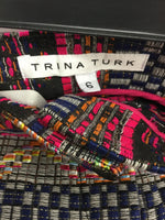 Photo #3 - brand: trina turk , style: shorts , color: multi , size: 6 , sku: 127-4876-8475, , these shorts are so fun and colorful! they are in great condition.