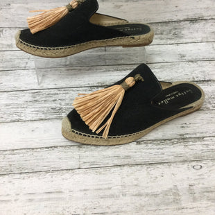 Primary Photo - BRAND:   CMC STYLE: SHOES FLATS COLOR: BLACK SIZE: 7 OTHER INFO: BETTYE MULLER - BETTYE MULLER STRAW TASSEL ESPADR SKU: 125-4893-12223