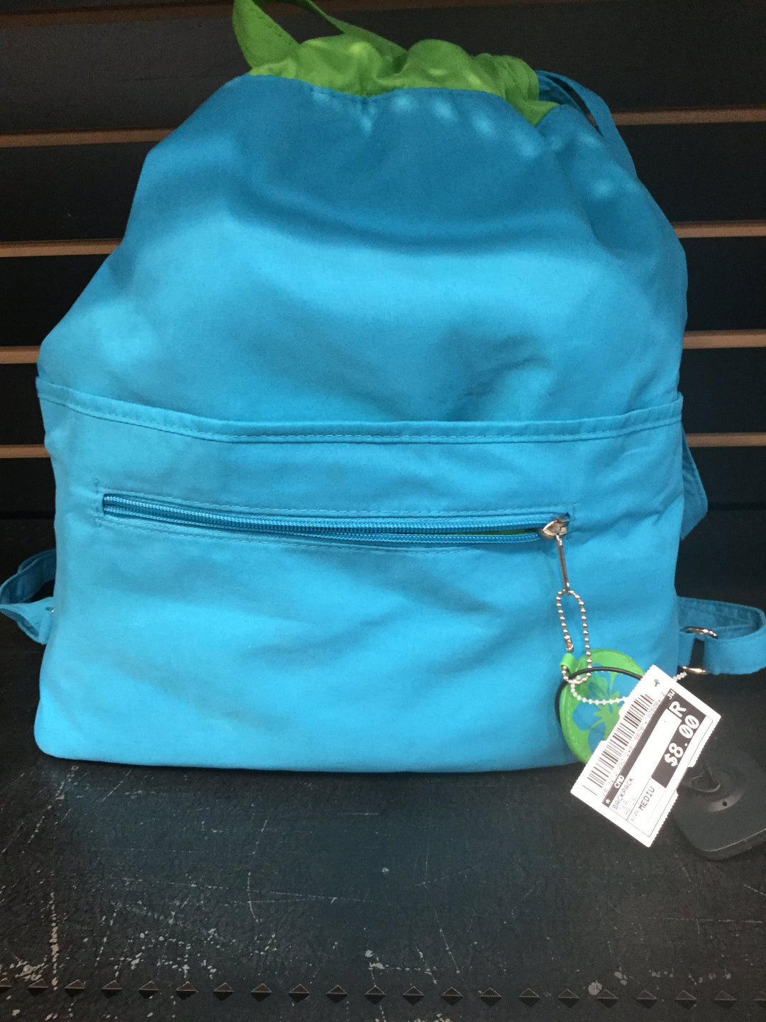 Primary Photo - brand:    cmd , style: backpack , color: teal , size: medium , other info: as is , sku: 128-3212-29012