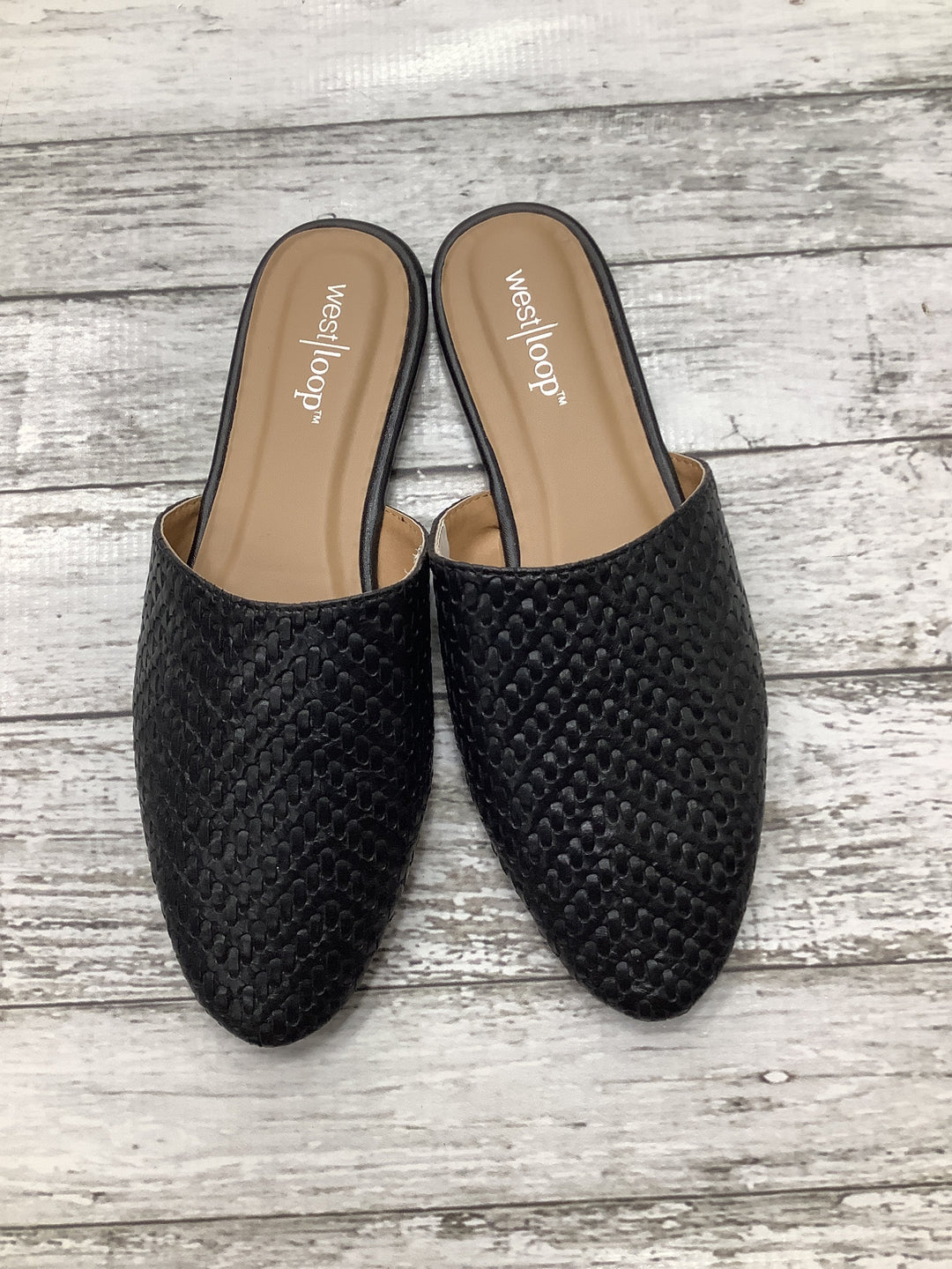 Primary Photo - brand:    cmd , style: shoes flats , color: black , size: 5.5 , sku: